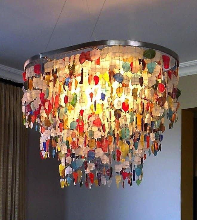 Recycled Indoor lighting Fixtures 26