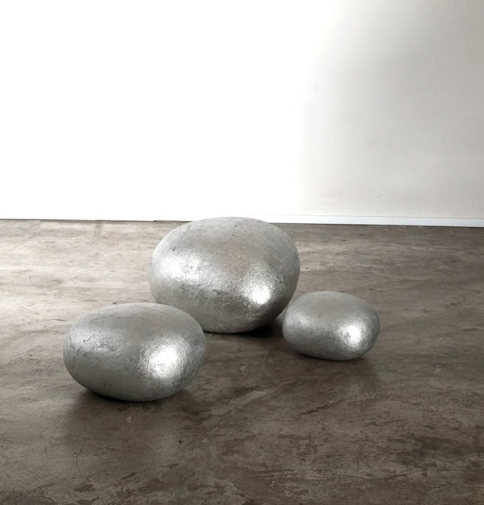 silver rock pillows