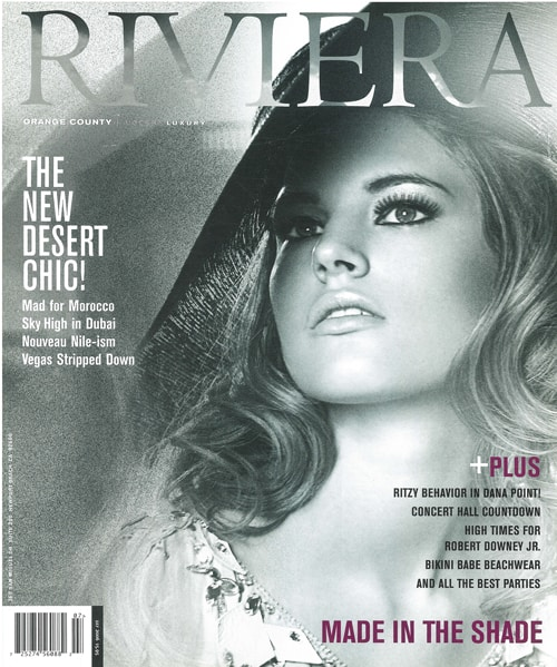 7 Riviera Magazine July 2006 1