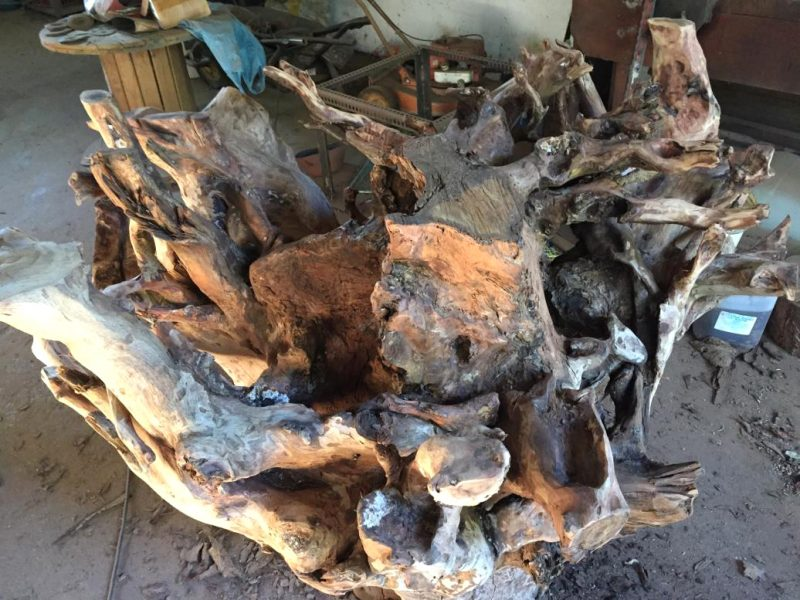 Tree Root Tables│Dining & Coffee 99