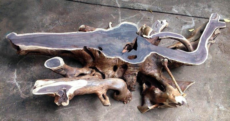 African Furniture │Tree Root Table Bases