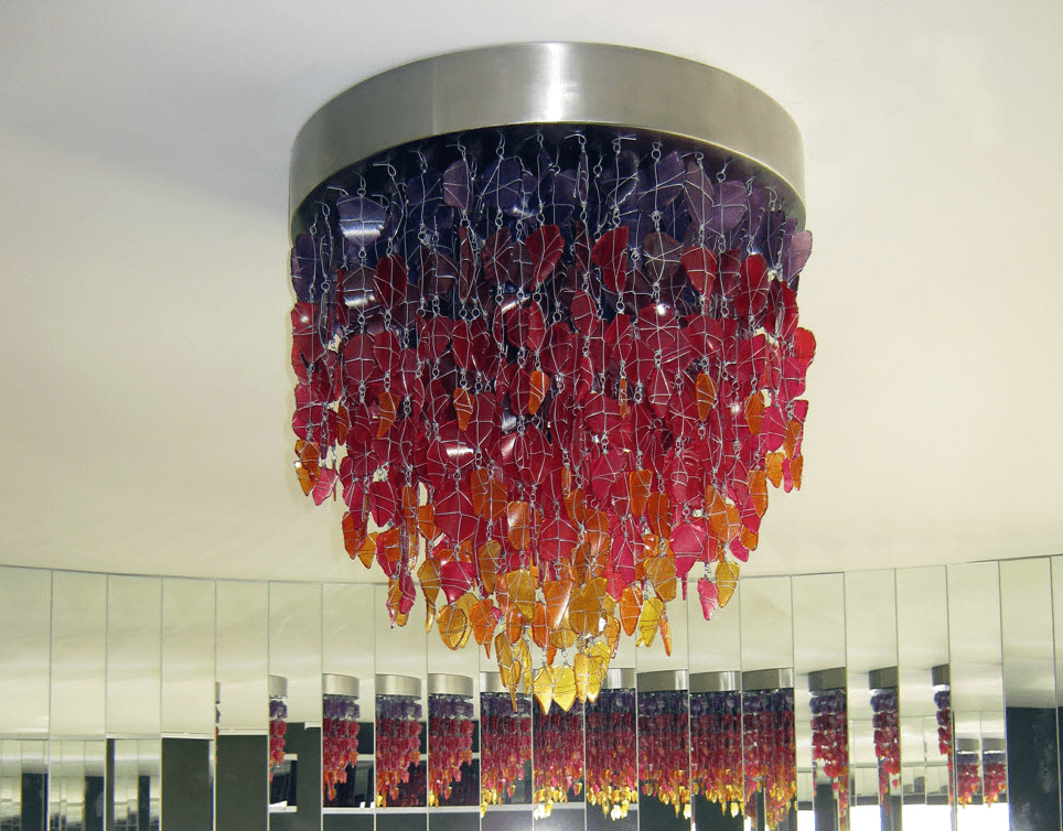 Recycled Glass lighting Fixtures