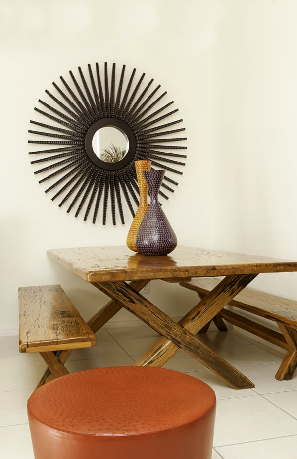 African Furniture Design & Home Decor 9